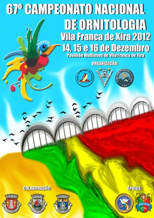 Campeonato Nacional Ornitologia 2012
